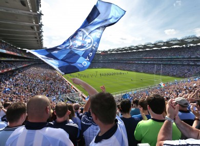 Croke Park was packed for the Dublin-Mayo semi-final on Sunday - and will be again for two All-Ireland finals later this month.