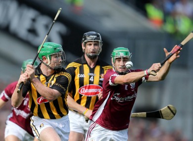 Kilkenny and Galway are set to do battle once again.