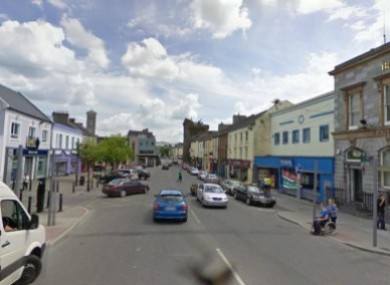 File photo of Liberty Square, Thurles