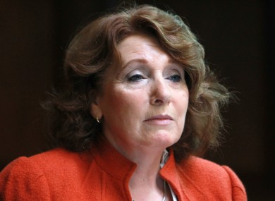 Minister Kathleen Lynch