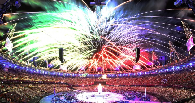 Here are our 44 favourite images of the London 2012 Paralympics