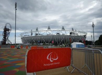 Paralympics 2012 (file photo).