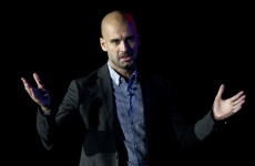 Guardiola happy to play waiting game
