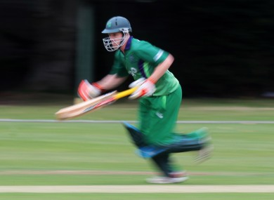 Niall O'Brien (file photo).