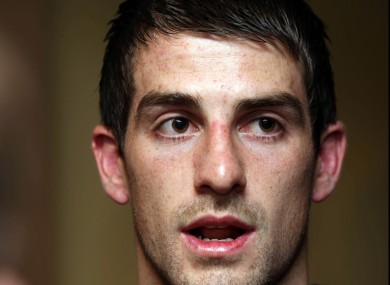 Paddy McGrath says he often still thinks of Maguire.