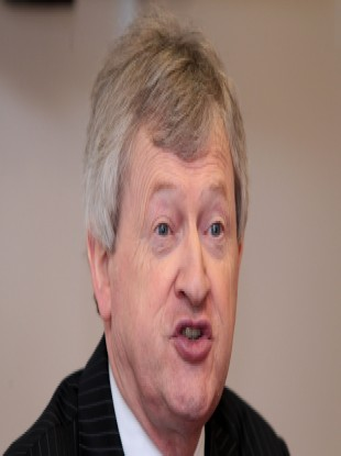 GAA Director-General Paraic Duffy.