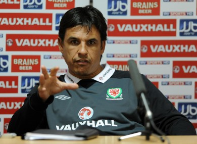 Chris Coleman: it's a conversation we've already had.