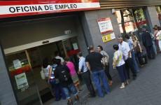 Spanish unemployment rises again to creep towards 25 per cent