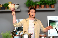 Calling Irish graffiti artists… Jamie Oliver wants you (but not if you're pretty)