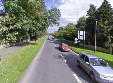 The Bachelor's Walk/New Road area of Tullamore