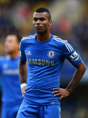 Exit strategy: Ashley Cole may be heading abroad.