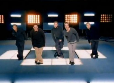 5ive will make you get down...
