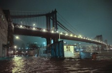 NYC tries to recover from storm as marathon nears