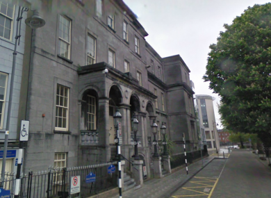 Barrington's Hospital in Limerick, where Olive Fahey underwent