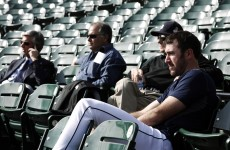 Rested Tigers face Giants in World Series showdown