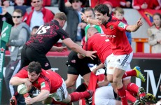 Conor Murray happy to play the hero again after day to forget in Paris