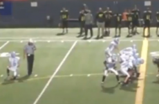 VIDEO: 67-yard field goal? No problem for 17-year-old Austin Rehkow
