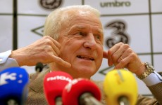 Hoolahan recalled as Trapattoni plans for Greece friendly