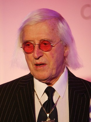 Sir Jimmy Savile in 2009.