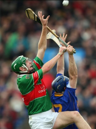 Noel McGrath will be in action for Loughmore-Castleiney against Drom-Inch tomorrow in the Tipperary SHC.