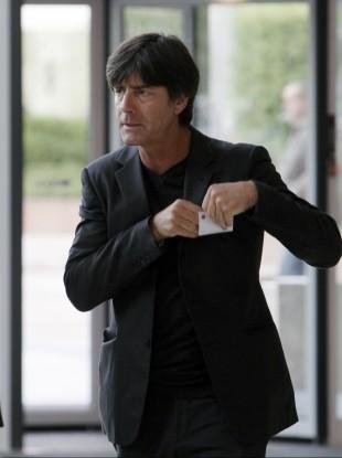 Germany coach Joachim Loew.