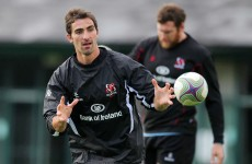 You've been Ruan-ed: Look who is back and ready to go for Ulster
