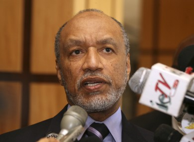 It is not the first time Mohamed Bin Hammam has been involved in controversy.