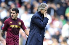 Mancini: I was close to leaving City