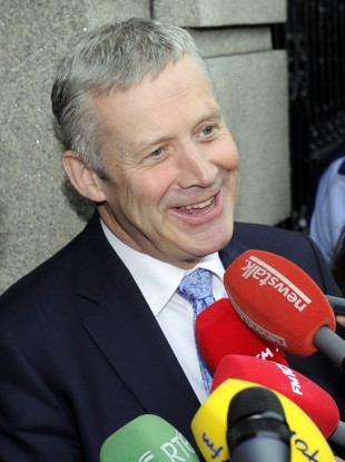 Minister of State Fergus O'Dowd