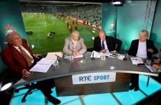 'You've jumped over the fence baby': Here are our 12 favourite moments featuring the RTE panel