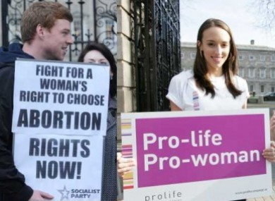 Abortion: two case studies