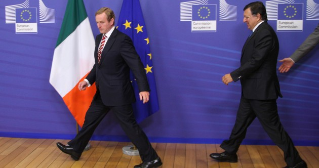 Taoiseach and EU leaders gathering for budget summit