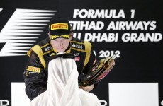 Raikkonen targets more success for Lotus