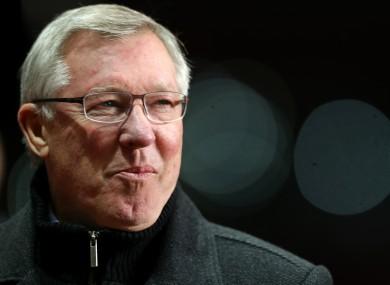 Alex Ferguson: faces QPR tomorrow.