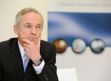Minister Richard Bruton