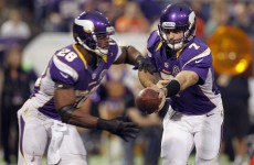 VIDEO: Adrian Peterson is very good at running
