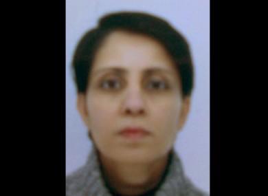 An undated handout photo provided by the Metropolitan Police shows Jacintha Saldanha.