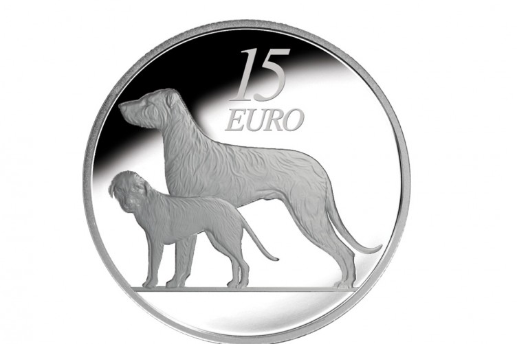 Central Bank of Ireland issues final €15 animal collector coin