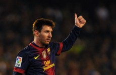 How much? Leo Messi rejects e