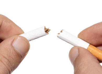The Habit Of Smoking