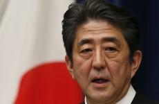 Japan's new PM Shinzo Abe pledges to rebuild economy, US relations