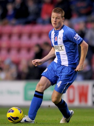 McCarthy has been in good form for Wigan recently.