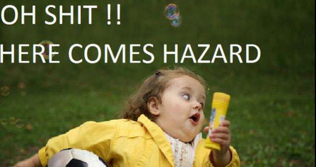 'Hide Yo Kids' – Here are our 7 favourite Eden Hazard memes