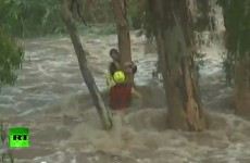 Four dead, dramatic rooftop rescues in Australia floods