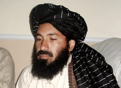 Pakistani militant commander Maulvi Nazir