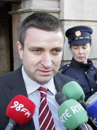 Fianna Fáil TD Niall Collins (file photo)