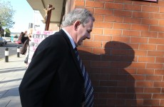 Seán Quinn released from Mountjoy after nine-week sentence for contempt