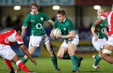 Slideshow: 6 Irish players that made the 'A' grade on Wolfhounds duty