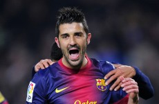 The Departures Lounge: Arsenal step up their efforts to sign David Villa