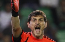 Casillas vows to fight for Real Madrid spot
